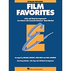 Hal Leonard Film Favorites Keyboard Percussion (860156)