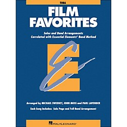 Hal Leonard Film Favorites Tuba (860154)