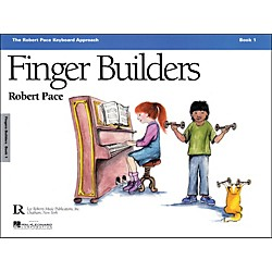 Hal Leonard Finger Builders Book 1 Revised Edition (372310)