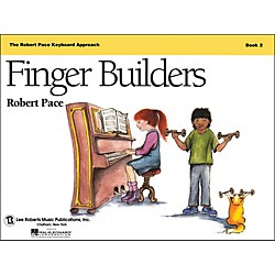 Hal Leonard Finger Builders Book 2 Revised, The Robert Pace Keyboard Approach (372316)