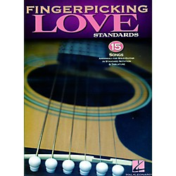 Hal Leonard Fingerpicking Love Standards - 15 Songs Arr. For Solo Guitar In Standard Notation & Tab (699836)