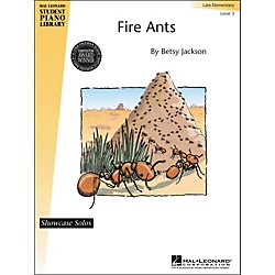 Hal Leonard Fire Ants - Late Elementary Level 3 Showcase Solos Hal Leonard Student Piano Library (296514)