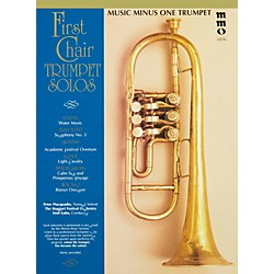 Hal Leonard First Chair Trumpet Solos (400073)