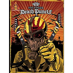 Hal Leonard Five Finger Death Punch Guitar Tab Songbook (691009)