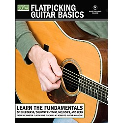Hal Leonard Flatpicking Guitar Basics Book/CD (696389)