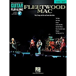 Hal Leonard Fleetwood Mac - Guitar Play-Along Book/CD Vol. 157 (101382)