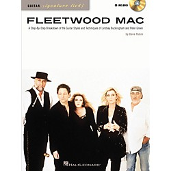 Hal Leonard Fleetwood Mac Guitar Signature Licks Book/CD (696416)
