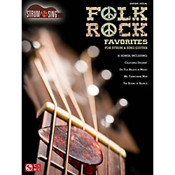 Hal Leonard Folk/Rock Favorites - Strum & Sing Series for easy guitar (2501669)