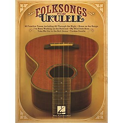 Hal Leonard Folksongs For Ukulele (696068)