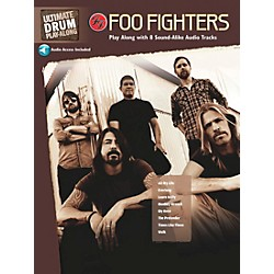 Hal Leonard Foo Fighters Ultimate Play-Along Drum Book & 2 CDs (704138)