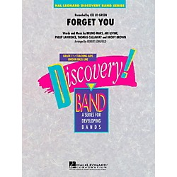 Hal Leonard Forget You  - Discovery Concert Band Level 1 (4003756)