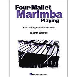 Hal Leonard Four-Mallet Marimba Playing (6620055)