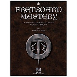 Hal Leonard Fretboard Mastery Book with CD (695331)