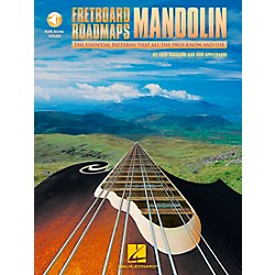Hal Leonard Fretboard Roadmaps Mandolin (Book/CD) (695357)