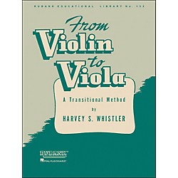 Hal Leonard From Violin To Viola (4472770)