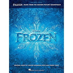 Hal Leonard Frozen - Music From The Motion Picture Soundtrack for Big Note Piano (126105)