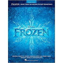 Hal Leonard Frozen - Music From The Motion Picture Soundtrack for Piano Solo (128220)