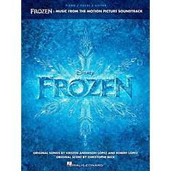 Hal Leonard Frozen - Music From The Motion Picture Soundtrack for Piano/Vocal/Guitar (124307)