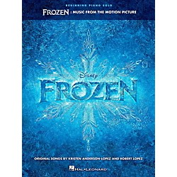 Hal Leonard Frozen: Music From The Motion Picture For Beginning Piano Solo (130375)