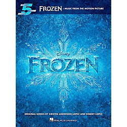 Hal Leonard Frozen: Music From The Motion Picture For Five-Finger Piano (130374)