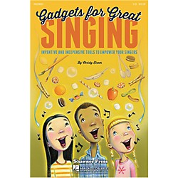 Hal Leonard Gadgets For Great Singing!  Resource Book (35029033)