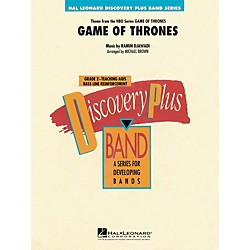 Hal Leonard Game Of Thrones - Discovery Plus! Band Series Level 2 (4003272)