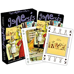 Hal Leonard Genesis Playing Cards (131143)