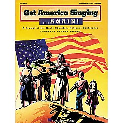 Hal Leonard Get America Singing...Again! - Piano/Vocal/Guitar, Teacher's Edition Songbook (9970015)