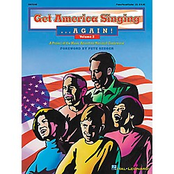 Hal Leonard Get America Singing...Again! - Volume 2 for Piano/Conductor (9970166)