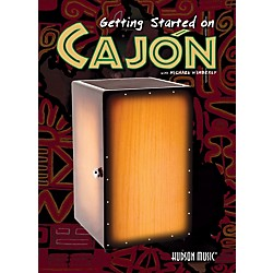 Hal Leonard Getting Started On Cajon DVD (101797)
