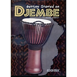 Hal Leonard Getting Started On Djembe DVD (101794)