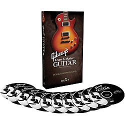 Hal Leonard Gibson's Learn & Master Guitar Bonus Workshops Legacy Of Learning Series (321114)
