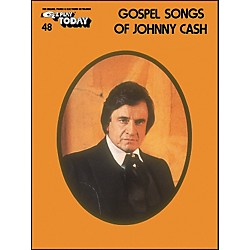 Hal Leonard Gospel Songs Of Johnny Cash E-Z Play 48 (100343)