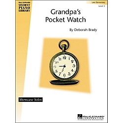 Hal Leonard Grandpa's Pocket Watch Showcase Solo Late Elementary Level 3 Hal Leonard Student Piano Library (296462)