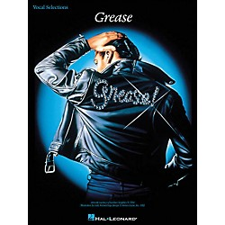 Hal Leonard Grease arranged for piano, vocal, and guitar (P/V/G) (383675)