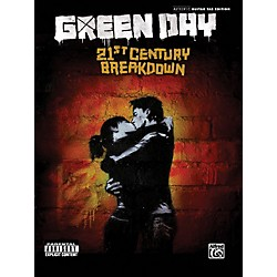 Hal Leonard Green Day  - 21st Century Breakdown Guitar Tab Songbook (701219)