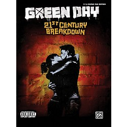 Hal Leonard Green Day - 21st Century Breakdown (Easy Guitar Tab Book) (322251)