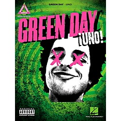 Hal Leonard Green Day - Uno Guitar Tab Songbook (113073)