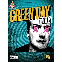 Hal Leonard Green Day  Tre! Guitar Tab Songbook (118259)