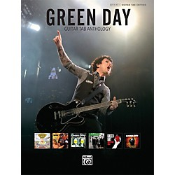 Hal Leonard Green Day Guitar Tab Anthology Book (701720)