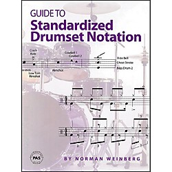 Hal Leonard Guide To Standardized Drumset Notation (6620063)