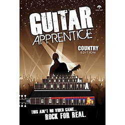 Hal Leonard Guitar Apprentice - Country (DVD) (321262)