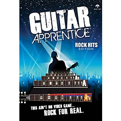 Hal Leonard Guitar Apprentice Rock Hits DVD (321260)
