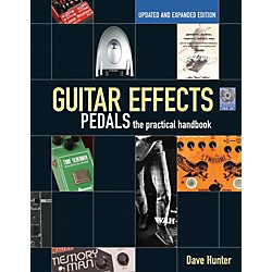 Hal Leonard Guitar Effects Pedals: The Practical Handbook Book/CD (333748)