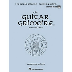 Hal Leonard Guitar Grimoire - Beginning Guitar Book/2-DVD Pack (696375)