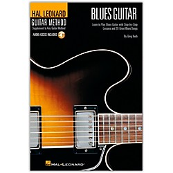 Hal Leonard Guitar Method - Blues Guitar (Book/CD) (697344)