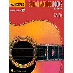 Hal Leonard Guitar Method - Book 2 Book/CD (697313)