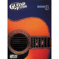 Hal Leonard Guitar Method Book 3 (Book) (699030)