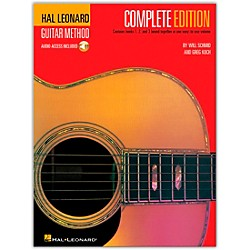 Hal Leonard Guitar Method Complete Edition (Book/CD) (697342)