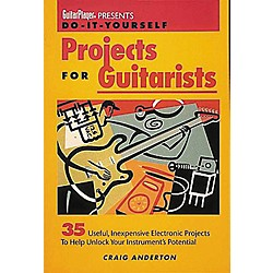 Hal Leonard Guitar Player Presents Do-It-Yourself Projects For Guitarists (330151)